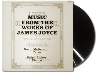 Music from the Works of James Joyce
