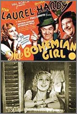 Laurel & Hardy in The Bohemian Girl