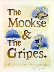 The Mookse & The Gripes